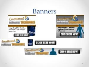 EFT PLR Banners