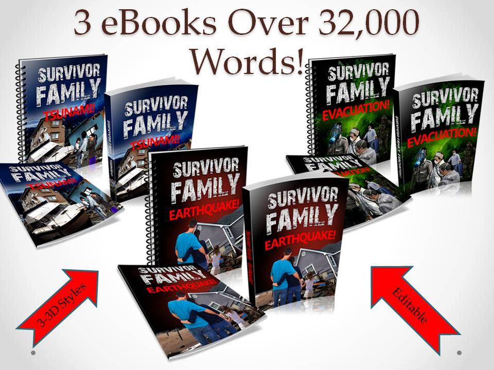 Survivor Family Trilogy