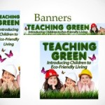 Green Niche – Teaching Green PLR COMBO Mega Product