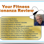 Fitness Boot Camp Marketing Weekly
