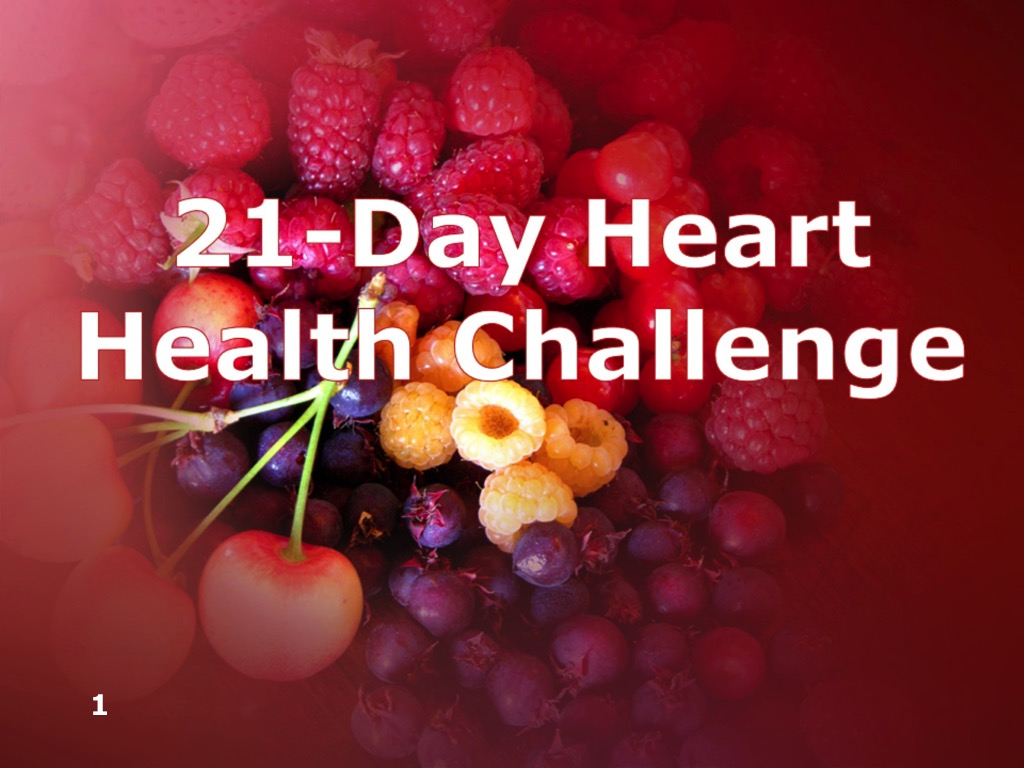 Healthy Heart PLR Course