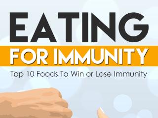 Nutrition - Immunity