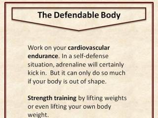 Self Defense Weekly
