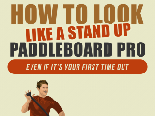 Stand Up P/Board Pro