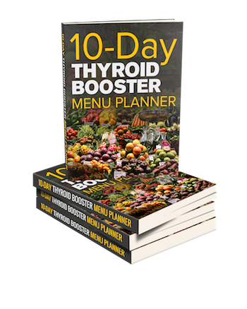 Thyroid Booster Menu Planner