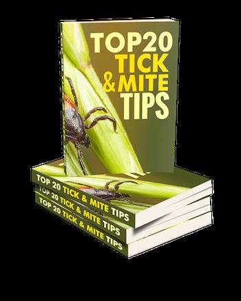 Tick & Mite Tips