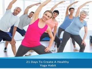 Yoga Challenge Course