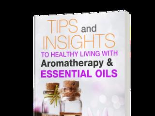 Essential Oils - Healthy Living