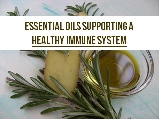 Essential Oils Used to Boost the Immune System