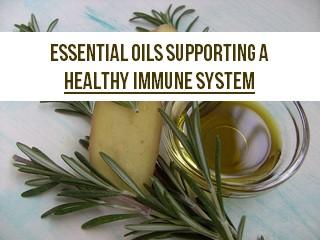Essential Oils Boost Immune System