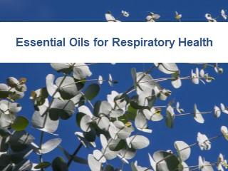 Essential Oils PLR Respiratory Health