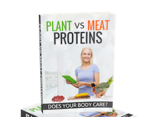 Plant Meat Proteins