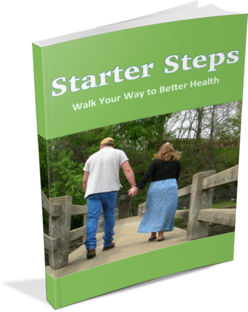 Starter Steps Walking PLR