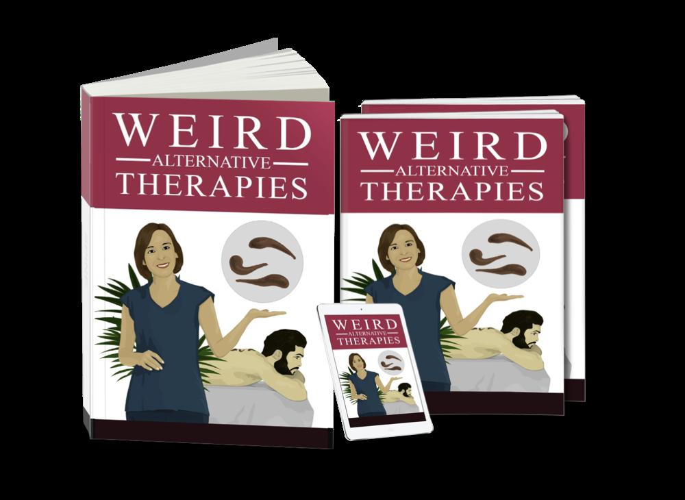 Weird Alternative Healing Practices PLR