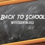 Essential OIls Back to School PLR