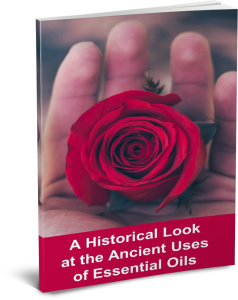 Essential Oils History PLR eBook
