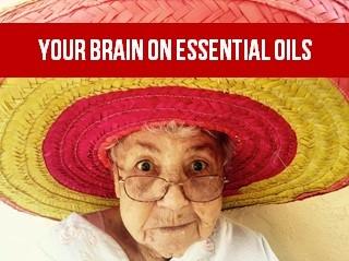 Essential Oils Brain Health