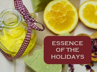 Essential Oils - Holidays, Gifts, Travel