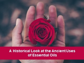 Essential Oils - Ancient History