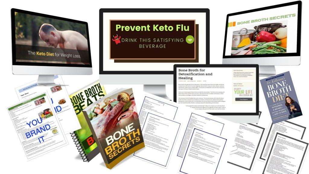 Keto Diet PLR Video Plus Bonus